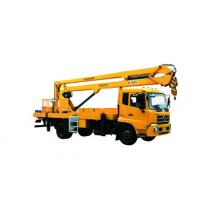 Buy cheap Durable XCMG Basket Truck Mounted Lift , 5 Ton Aerial Platform Truck from wholesalers