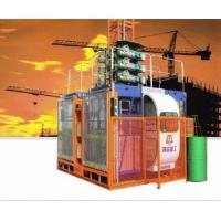 Wholesale AC, DC, Hydraulic building hoist construction site lifts elevator machinery from china suppliers
