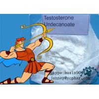 Wholesale Legit Anabolic Steroid Hormone Powder Testosterone Undecanoate for Muscle Growth from china suppliers