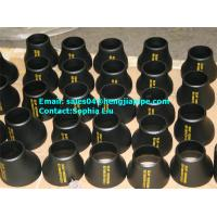 Wholesale provide butt weld pipe reducer from Hengjia Pipeline Company from china suppliers
