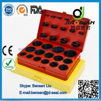 Wholesale Metric Oring Kit with SGS RoHS FDA Certificates AS568 Standard (KITS-SEAL-0003) from china suppliers