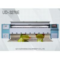 Quality Automatic HD Solvent Printing Machine , UD 3276E PVC Sticker Printing Machine for sale