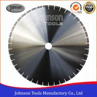 Wholesale 600mm Diamond Saw Blade with Good Efficiency for Cured Concrete Cutting from china suppliers