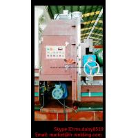 Quality Gas Cylinder Powered Edge Steel Sheet Milling Machine 5m/min High Speed for sale