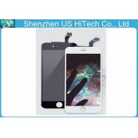Buy cheap Touch Screen Digitizer Assembly Iphone 6 Plus LCD Screen White and Black from wholesalers
