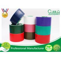 Wholesale Waterproof Sticky Rubber  Adhesive Cloth Duct Tape Roll , Thickness 0.13mm - 0.44mm from china suppliers