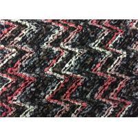 Wholesale Fancy Pattern 62T 38A Colorful Wool Blend Fabric For Suit Coat Hat from china suppliers