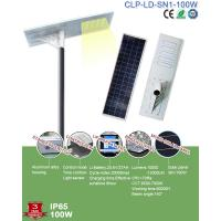 Wholesale Intelligent Energy Saving High Power 100W LED Road Light with Wireless Control System from china suppliers