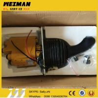 Wholesale SDLG orginal pilot  valve 4120002027, sdlg spare parts for SDLG wheel loader LG956L from china suppliers