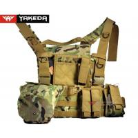 Wholesale Police Stab And Bullet Proof Vest / Body Armor Bullet Proof Vest from china suppliers