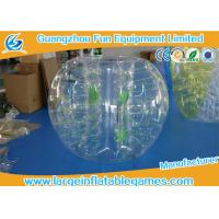 Wholesale Customized Size Bubble Soccer Ball outdoor sport games Heat Sealed Technical from china suppliers