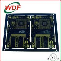Wholesale double-sided Blue PCB Prototype from china suppliers