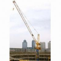 Wholesale Tower Crane with 70m Working Range, 2.1T Tip Load, and 12T Maximum Lifting Capacity from china suppliers