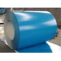 Quality Clean Room Color Coated Steel Coil 0.4 - 0.8 Mm Thickness Pre Painted Steel Coil for sale