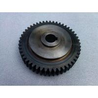 Wholesale Iron / Carbon Steel Spur Precision Gears With High Frequency Quenching Treatment from china suppliers