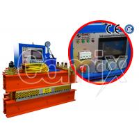 Wholesale 54 Inch Steel Cord Conveyor Belt Hot Vulcanizing Press 200 PSI CE Certification from china suppliers