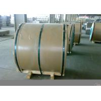 Wholesale Industrial Mirror Surface Aluminum Coils 1050 8011 For Packing / Decoration from china suppliers