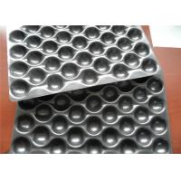 Wholesale Black Apple Storage Trays , Recyclable Food Packaging 0.11-0.19mm Thickness from china suppliers