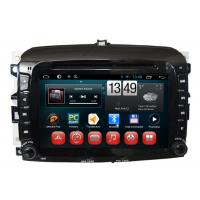 Wholesale Car Radio FIAT Navigation System 500 iPod 3G DVD GPS Wifi Bluetooth Blue&Me from china suppliers