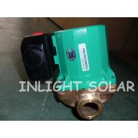 Wholesale RS15/6 Copper Type Wilo Circulating Pump / Water Pump For Solar Water Heating System from china suppliers