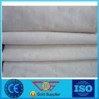 Wholesale White / Black / Grey Non Woven Geotextile Fabric With Needle Punched 120 - 1500 g from china suppliers