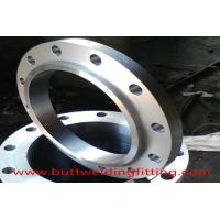 Wholesale A182 F53 Alloy 32760 Forged Slip On Flange 1 / 2'' - 60'' 600lb ASME B16.5 from china suppliers