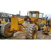 Wholesale 120G Used motor grader caterpillar america second hand grader for sale ethiopia Addis Ababa angola from china suppliers