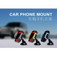 Wholesale Car Cell Phone Holder Universal Phone Mount Holder with Suction Cup Base from china suppliers