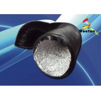 Wholesale High Temperature Round Flexible Duct 8 Inch PVC With Aluminum Foil from china suppliers