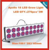 Wholesale 270pcs*3W Size:1061*283*85mm apollo 18 led 810w plant grow light( CE RoHS,FCC,PSE) from china suppliers