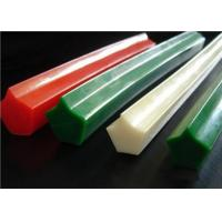 Wholesale A-13 Type Heptagon belt PU Polyurethane Vee Belting for conveying system from china suppliers