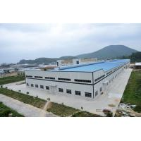 Buy cheap Prefabricated Light Steel Structure Steel Frame Building Construction Metal Workshop Warehouse from wholesalers