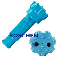 Wholesale COP 32 90mm Button Bits , Cop32-90mm DTH Hammer Button Bit For Rock Drilling from china suppliers