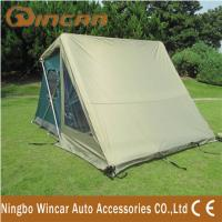 Wholesale 150D oxford fabric Tent and Awning green 2.5m × 2m for camping from china suppliers