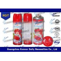 Wholesale Home Aerosol Air Freshener Spray / hotel air freshener 2 years Validity from china suppliers