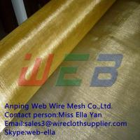 Wholesale Copper woven cloth (Anping Manufacturer) from china suppliers