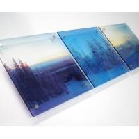 Wholesale Energy Saving Uv Flatbed Printing High Resolution For Large Format Printing from china suppliers
