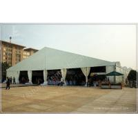 Wholesale 30x200 M 6000 Sqm Giant A-frame Aluminum Outdoor Exhibition Tents , Trade Show Canopy Tents from china suppliers