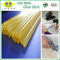 Wholesale ROHS Carton Glue Gun Glue Sticks Yellow Transparent 11.3 x 275 mm from china suppliers