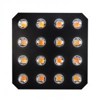 Buy cheap 16x180W King Series Sunshine Spectrum LED grow light with S-Mars 350-850nm Replace Sunshine and HPS for Indoor Plant from wholesalers