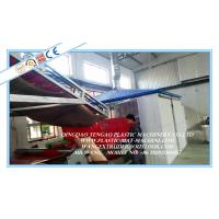 Wholesale PVC Carpet Manufacturing Machine , PVC Coil Floor Producing Machine from china suppliers