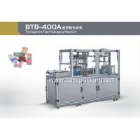 Wholesale BTB-400 Cosmetics Box Packing Machinery/ Cellophane Wrapping Machine from china suppliers