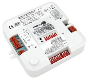 Buy cheap Wireless Networking Sensor Led Driver 18w Night/light sensor function MLC18C-PRF RC from wholesalers