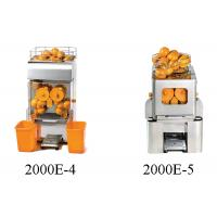 Wholesale Commercial Food Preparation Equipments Automatic Orange Juice Squeezer Machine from china suppliers