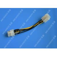 Flexible Cable Harness Assembly , 6 Pin PCI Express Power Extension Cable