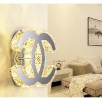 Wholesale Hot sales CC design Led crystal wall lamp from china suppliers