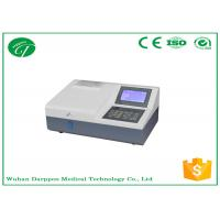 Wholesale Clinical Advanced Hospital Medical Equipment Fully Automatic Biochemistry Analyzer from china suppliers