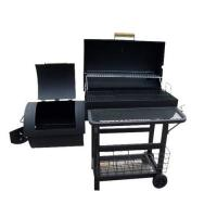 Quality China charcoal bbq grills smoker for sale