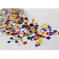 Wholesale Assorted Gummed Paper Shapes Art Project For Greeting Card Decoration from china suppliers