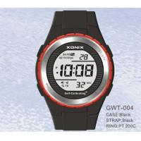 Wholesale Self Calibrating Watches / 100M Water Resistant Digital Watches For Men from china suppliers